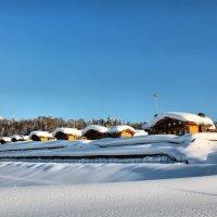 Олимпийская деревня, Сочи 2014 :: Андрей Кравец