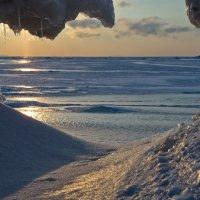 ледяные челюсти зимы :: Ирэна Мазакина