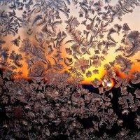 Зимние узоры :: Ирина Лихтионова