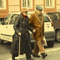 с любимым и старость в радость :: Анастасия Литвиненко