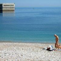 Пляж Монако :: Елена Панова