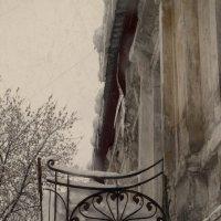 Старый балкон :: Елена Артамонова