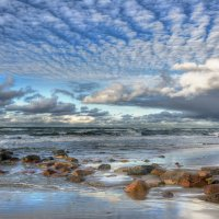 Небо над Балтикой :: Павел Дунюшкин