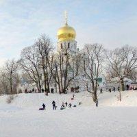 в Рождествкнский день :: Олег Попков