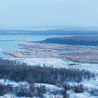 Заповедник Клепан Бык зимой :: Александр Голуб