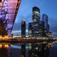 Мосты и высотки :: Виктория Иванова