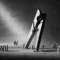 Памятник вождю. Революция. :: Виктория Иванова