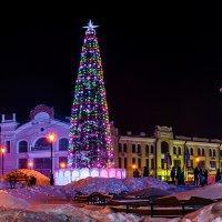 Новый год в Томске :: Евгений GooDi Бунаков