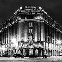 Гостиница Астория, Санкт-Петербург :: Екатерина Елагина