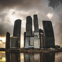 Moscow city :: Игорь Костюк