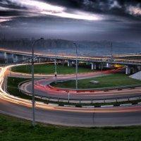 Мост над Окой :: Антон Бабалян