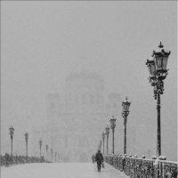 слепой снегопад :: Ольга Малеева