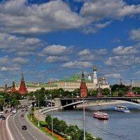 Мой город, Москва :: Михаил Карпов