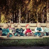 Команда молодости нашей... (Годовасики) :: Павел Красовский