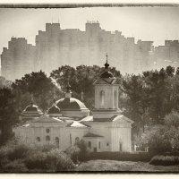 Иерусалимская церковь в Иркутске :: Валерий Зонов