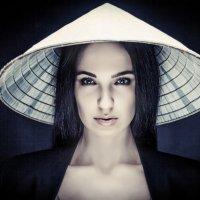 Вьетнамская европейка :: Дмитрий Кулиш
