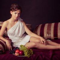 .Фотосессия в греческом стиле :: Tatyana Boldyreva