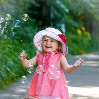 Весёлые пузыри :: Александра КЕЙЛИ Макарова