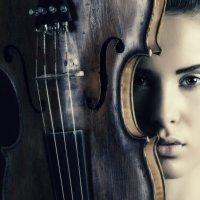 Живая скрипка. :: Ferdinand Studio