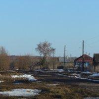Весна в деревне :: Анастасия Ляхина