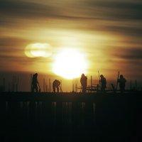 Пастухи Солнца :: Александр Казармщиков