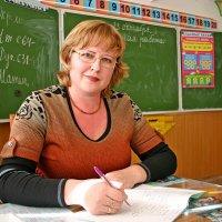 Учительница первая моя... :: Евгений Гудименко