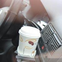 Машина, кофе, дорога :: Татьяна Д