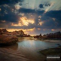 Закат над Ке Га :: Alexander Chernyakov