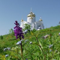 Белогорская весна :: Сергей Марков