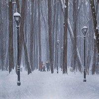 Снегопад :: Мария -LaMari