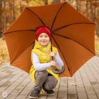 Девочка Осень :: Екатерина Шувалова