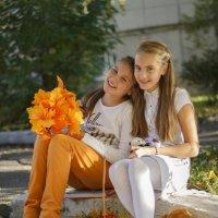 В ярких красках осени! :: Анна Толмачева