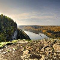 Осенний Ветлан :: Ксения Грибанова