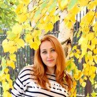солнечная осень :: Oksana Verkhoglyad