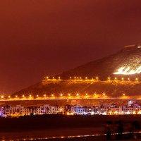 Ночной Агадир. Марокко. :: Nadin Largo