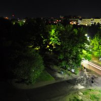 Летняя ночь :: Майя Смехова