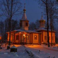 Екатерининская церковь :: Максим Борзаковский