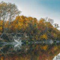 Тихая осень на Хопре :: Ирина Сычева