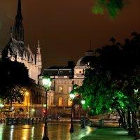 Ночь в Париже :: MrFrostEBurg