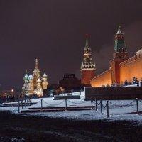 Москва новогодняя :: Наталья Александрова