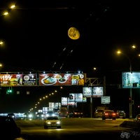 Ночь,улица,фонарь... :: Андрей Писарев