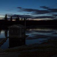 После заката :: Владимир Иванов