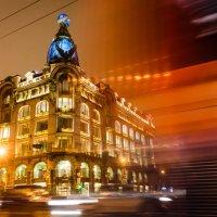 Ночь в Санкт-Петербурге :: Lisa Buzova