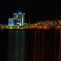 Город Надым :: Алексей Пирожков