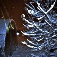 Снежное убранство :: Tatiana Lesnykh Лесных
