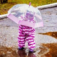 Осенний дождь :: Марина Алексеева