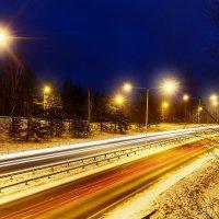 Первый снег :: Евгения К
