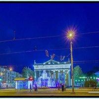Театр теней... :: Евгений Голубев