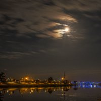 Тиха латвийская ночь :: Александр Творогов