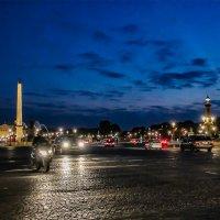 Огни ночного Парижа :: Сергей Козырев